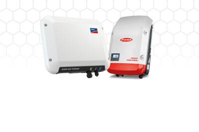 Grid-tied Storage Inverters