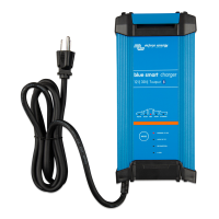 Victron Blue Smart IP22 Battery Charger 12V/30A/120V 1 Output with NEMA 5-15 Socket