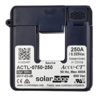 SolarEdge SE-ACT-0750-250 | 250A Split-Core Transformer