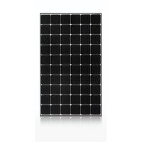LG Solar 380W NeON R Mono Solar Module - Black Frame/White Backsheet