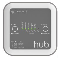 myenergi Hub (for Eddi/Zappi App & Updates)