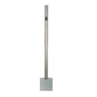 EVBox BusinessLine Mounting Pole - 1900mm In Ground