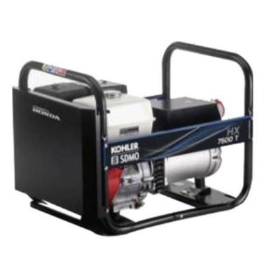 KOHLER-SDMO Intens HX7500T 3PH Petrol Honda GX390 6kW Generator