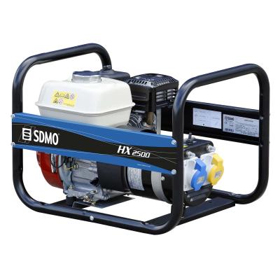 KOHLER-SDMO Intens HX2500 UK Petrol Honda GX160 2.2kW Generator
