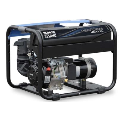KOHLER-SDMO Perform 4500XL TB Petrol Kohler CH395 4.2kW Generator