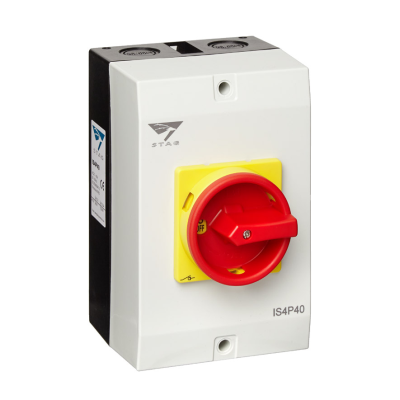 IMO Stag AC Isolator 63A - 4 Pole