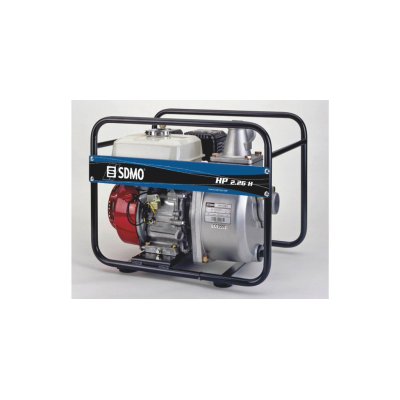KOHLER-SDMO XT3-78H - Extra H/Duty Trash Pump Petrol Honda GX240