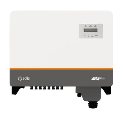 Solis Solis-25K-5G-DC - Solis 5G 25kW Solar Inverter - 3 Phase with DC