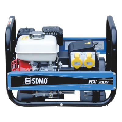 KOHLER-SDMO Intens HX3000 UK Petrol Honda GX200 3kW Generator