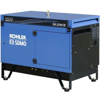 KOHLER-SDMO Diesel 15000TA Silence AVR with APM202 3PH Diesel Kohler D425-2 10kW Generator