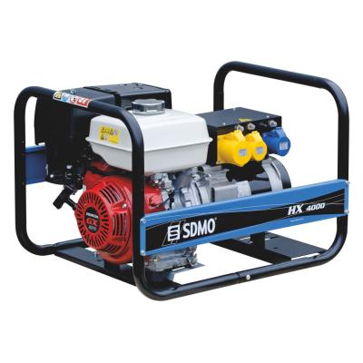 KOHLER-SDMO Intens HX4000 UK Petrol Honda GX270 4kW Generator