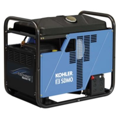 KOHLER-SDMO Technic 15000 TA AVR APM202 Electric 3PH Petrol Kohler CH680 11.5kW Generator