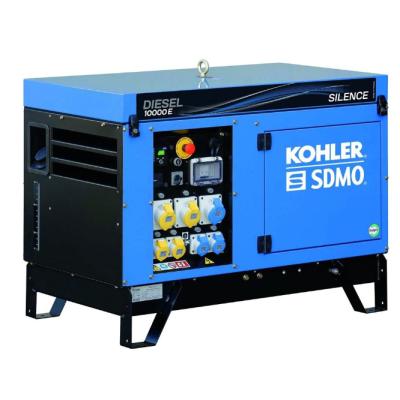 KOHLER-SDMO Diesel 10000E Silence AVR with APM202 Diesel Kohler KD425-2 9kW Generator