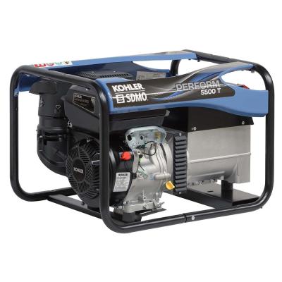 KOHLER-SDMO Perform 5500T 3PH Petrol Kohler CH395 4.5kW Generator