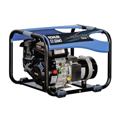 KOHLER-SDMO Perform 7500T 3PH Petrol Kohler CH440 6.5kW Generator