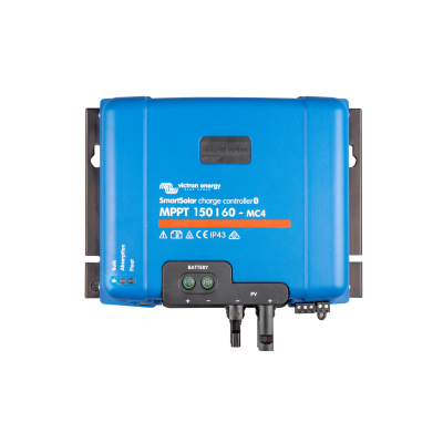 Victron Energy - 150V/60A-MC4 Charge Controller