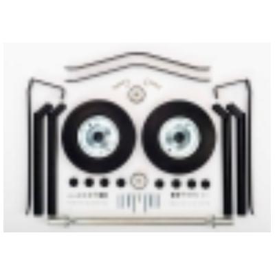 KOHLER-SDMO RKB2 Wheel Kit for Honda Genreators >3kW