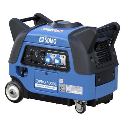 KOHLER-SDMO iPro3000E Electric Petrol Yamaha MZ171 3kW Generator