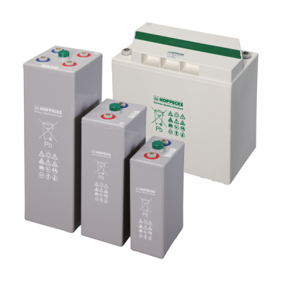 Hoppecke 2V 3910Ah (C100) Lead-Acid OPzV Valve Regulated Battery