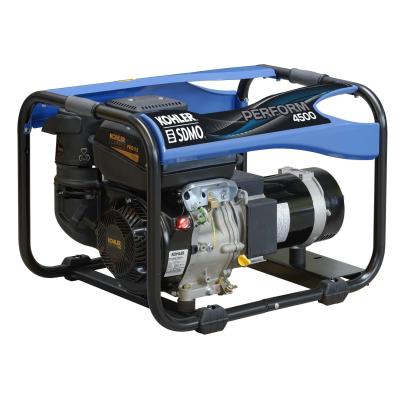 KOHLER-SDMO Perform 4500 TB UK Petrol Kohler CH395 4.2kW Generator