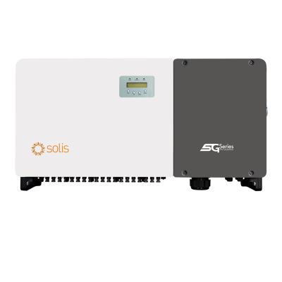 Solis-100K-5G-DC Solis 5G 100kW Solar Inverter - Three Phase with DC