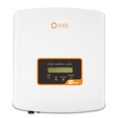 Solis S5-GR1P3K-M - MINI 5G 3000W Solar Inverter - Single Phase