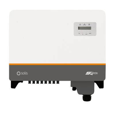 Solis 30K-5G-DC | Three Phase 30kW Inverter