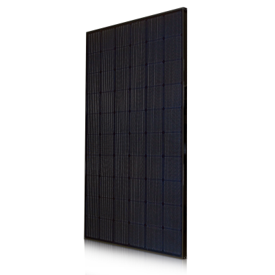 LG Solar 340W NeON2 Mono Solar Module - Full Black