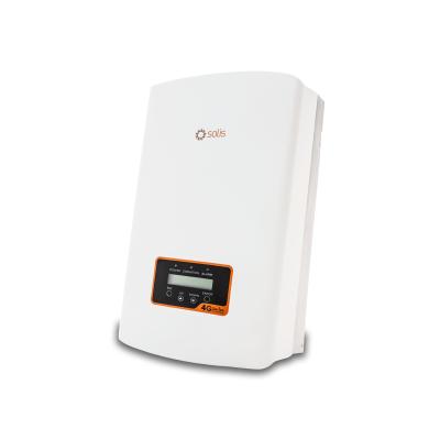 Solis Inverter - 4G 3.6kW Solar - Single Phase - 2 MPPT