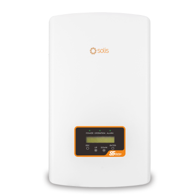 Solis S5-GR1P2.5K-DC - 5G 2.5kW Solar Inverter - Single Phase with DC
