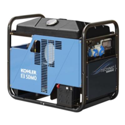KOHLER-SDMO Technic 10000 A AVR APM202 Electric Petrol Kohler CH680 10.5kW Generator