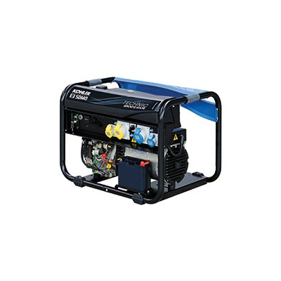 KOHLER-SDMO Technic 6500 A AVR APM202 Electric UK Petrol Kohler CH440 6.5kW Generator
