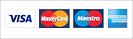 Accepted pay methods, Visa, Visa Electron, Maestro,  Mastercard, PayPal